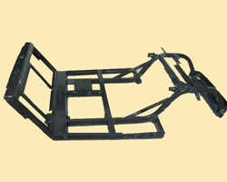 Part Iron Pt Frame